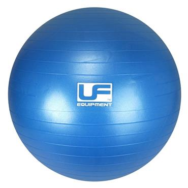 Urban Fitness 65CM 500KG Burst Resistant Swiss Ball - BLUE