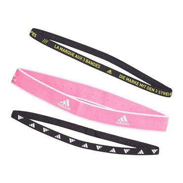 Adidas Headbands 3 Pack - Multi