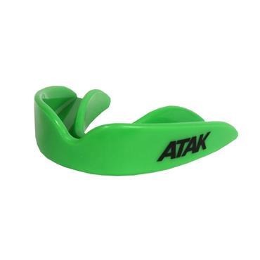 Atak Adults Centaur Gel Mouthguard - Green