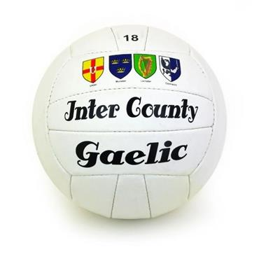 Karakal Intercounty Football Size 5 - White