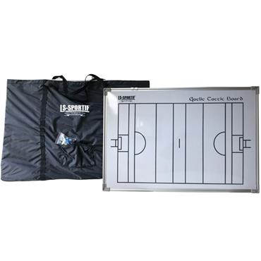 LS Sportif Large Tactic Board 60X90 - WHITE