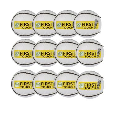 Karakal First Touch Sliotar Pack of 12 - White