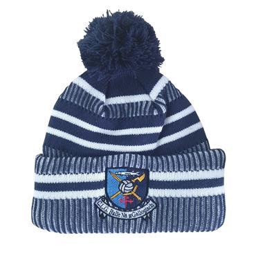 Milford GAA Bobble Hat - Navy/White