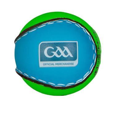 O'Neills First Touch Hurling Sliotar - Blue/Green