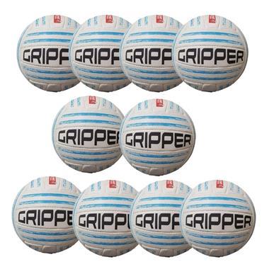 Karakal Smart Touch Gripper Pack of 10 - White