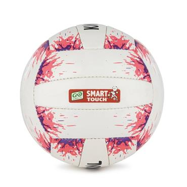 KARAKAL PINK SPLASH SMART TOUCH FOOTBALL - White