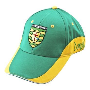 OFFICIAL DONEGAL MERCHANDISE DONEGAL GAA COTTON BASEBALL CAP - Green
