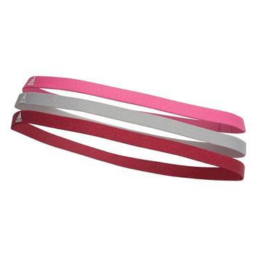 Adidas 3 Pack Hairband - Multi