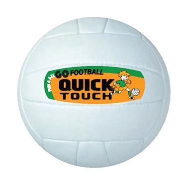 Lee Sport Go Games Quick Touch Football - White
