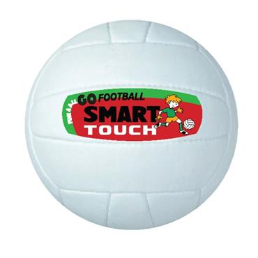Lee Sport Go Games Smart Touch Football - White