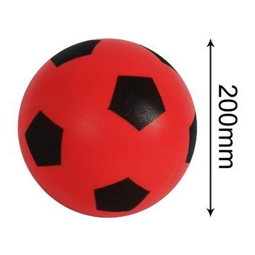 Foam Football 200mm - Yellow