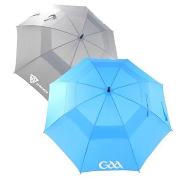 Official GAA Umbrella - Grey