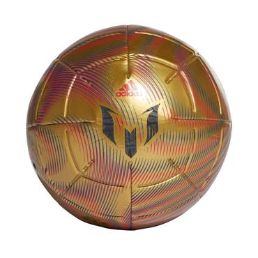 Adidas Messi Club Football Size 5 - Gold