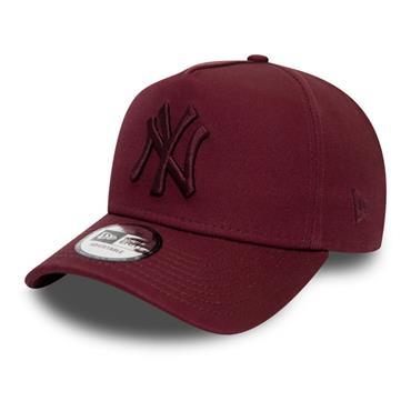 New Era New York Yankees 9Forty Cap - Maroon