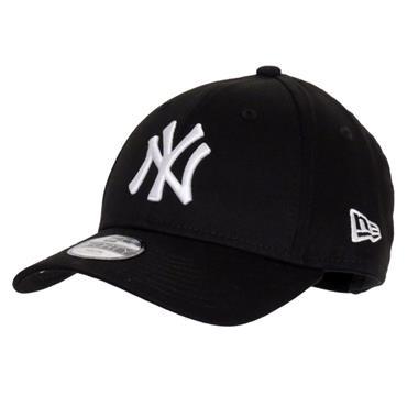 New Era New York Yankees 9Forty Cap - BLACK