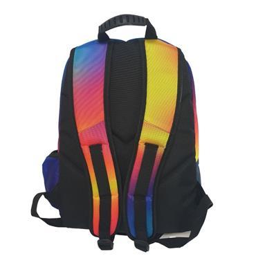 Ridge 53 Morgan Reykjavik Rainbow Tie Dye - Multi