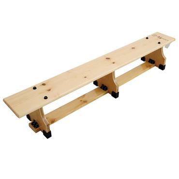 Sure Shot Balance Bench 1.8m (6FT) - PLAIN