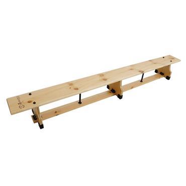 Sure Shot Balance Bench 2.65m (8FT 9INS) - PLAIN