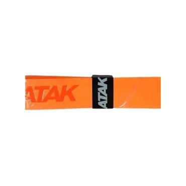 Atak Short Hurling Grips - Orange