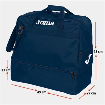 Joma Training Bag III (Large) - Navy