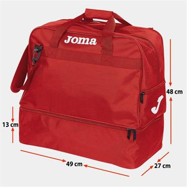 Joma Training Bag III (Large) - Red