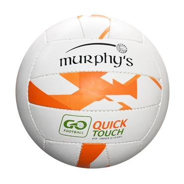 Murphys Quick Touch Football - Orange