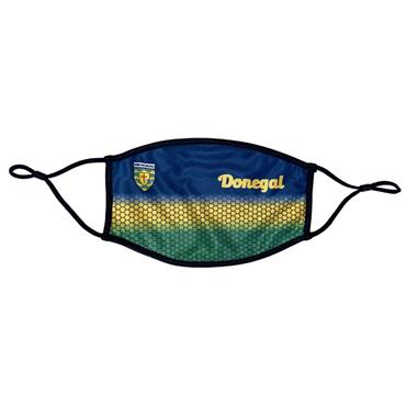 OFFICIAL DONEGAL MERCHANDISE ADULTS DONEGAL GAA FACE MASK - Navy