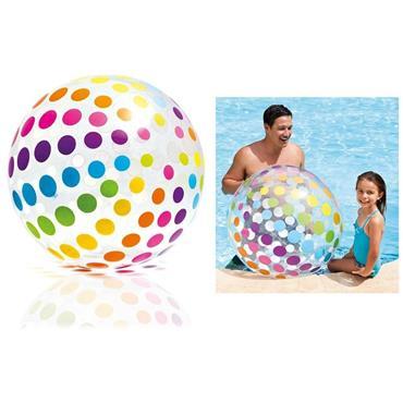 """Intex 42""""/1.07M Jumbo Beach Ball - Multi"""