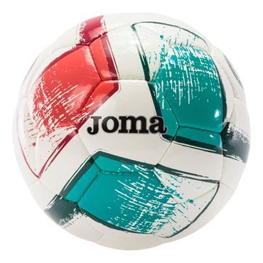 Joma Dali II Fuchsia Football - WHITE