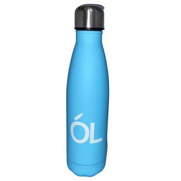 Michael Murphy Ol Stainless Steel Water Bottle - BLUE