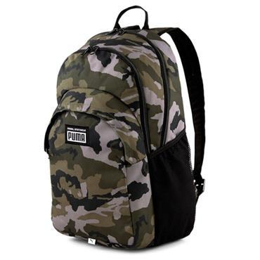 Puma Academy Backpack Camo - Green