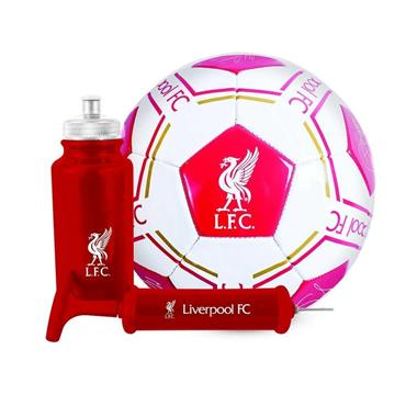 Liverpool Signature Gift Set - Red