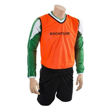 Precision GAA Officials Bib Dochtuir - Orange