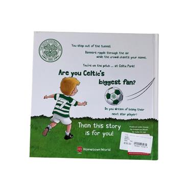When I Grow Up I Want To Play For Celtic - WHITE