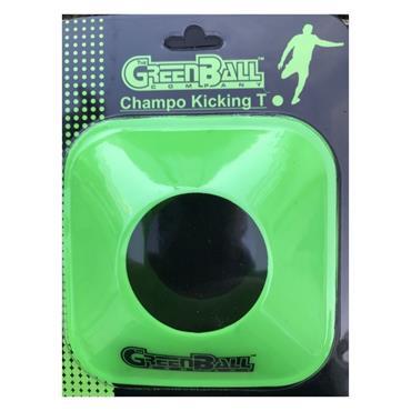 The Green Ball Champo Kicking Tee - Green
