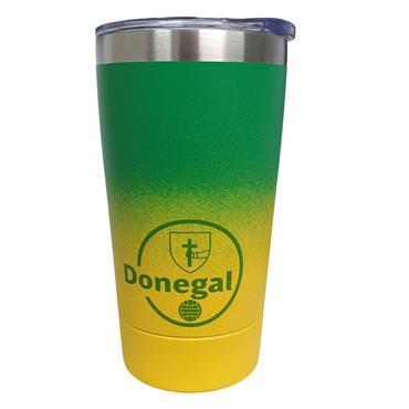 Donegal Stainless Steel Travel Mug - Green