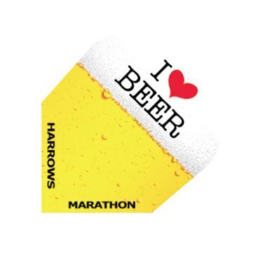Harrows Marathon Beer Flights Set Of 3 - One