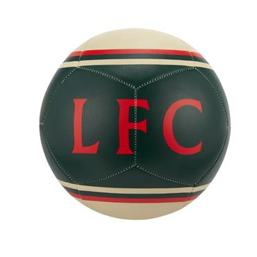 NIKE LIVERPOOL F.C PITCH FOOTBALL SIZE5 - Green