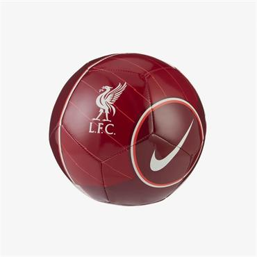 NIKE LIVERPOOL F.C SKILLS SIZE ONE - Red