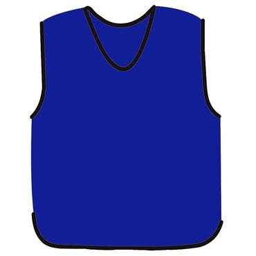 Precision Mesh Training Bib - Royal Blue