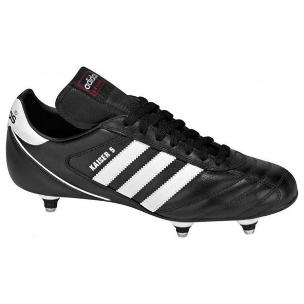 ADIDAS KAISER 5 CUP SG FOOTBALL BOOTS - BLACK  7f273cfc1