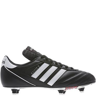 ADIDAS KAISER 5 CUP SG FOOTBALL BOOTS - BLACK
