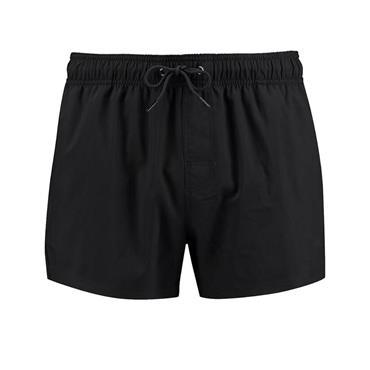 Puma Mens Short Length Swim Shorts - BLACK