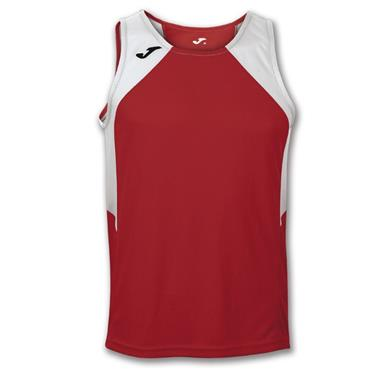 Joma Kids Record Sleveless Top - Red