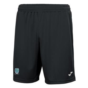 Joma Adults Ballyraine FC Shorts - BLACK