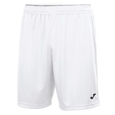 Joma Mens Nobel Shorts - White