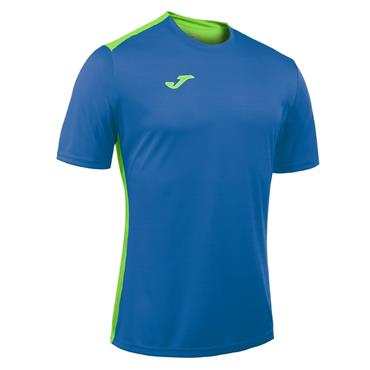 Joma Adults Campus II T-Shirt - Blue/Green