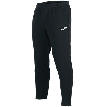 Joma Adults Elba Tracksuit Bottoms - BLACK
