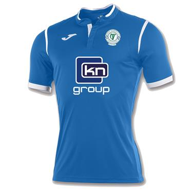 ADULTS FINN HARPS HOME JERSEY 2018 - BLUE