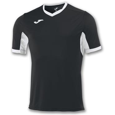 Joma Adults Championship IV T-Shirt - BLACK